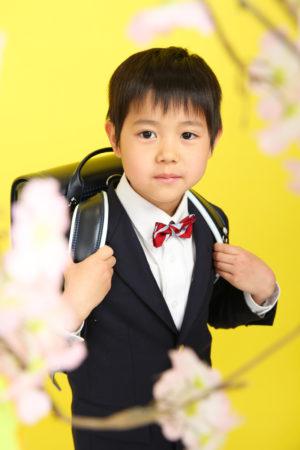 入学式・ランドセル・入学写真