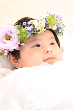 江戸川区・30年・お宮参り・ベビードレス