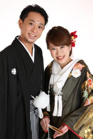 ご結婚・紋付袴・色打掛・ご夫婦撮影