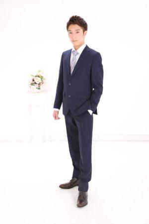 江戸川区・30年成人式・スーツ