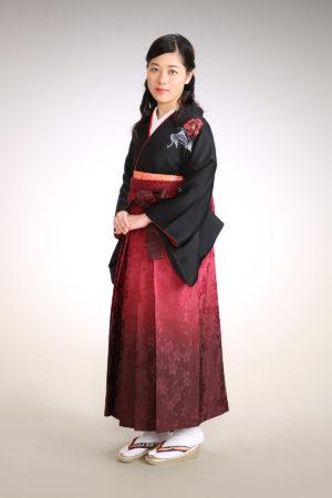 江戸川区 30年卒業袴