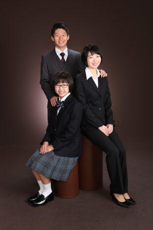 江戸川区 30年記念写真 ご兄妹