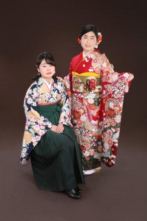 江戸川区・31年成人式・卒業式・ご姉妹