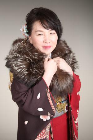 江戸川区 30年 40歳成人式 記念写真