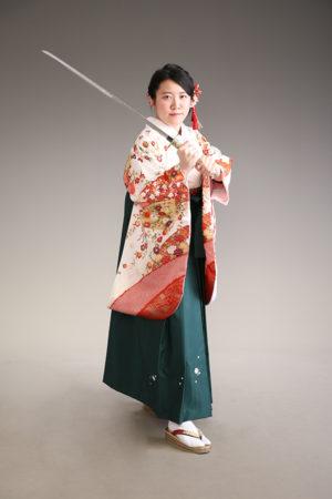 江戸川区 31年 卒業袴