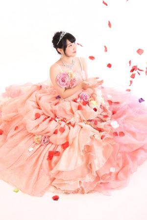 江戸川区 31年 成人式 ドレス