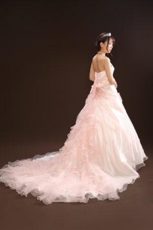 江戸川区 31年 成人式 ドレス撮影