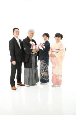 本八幡 記念写真 古希祝い ペット撮影 家族写真