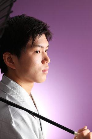 本八幡 男性袴 成人式 前撮り 二十歳