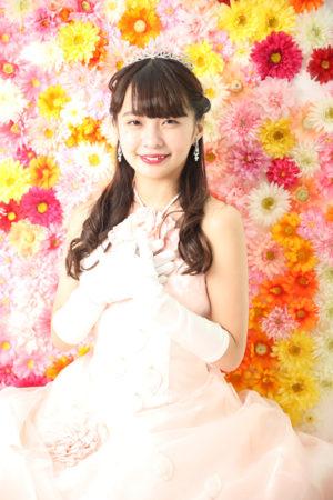 本八幡 市川市 成人 二十歳 前撮り ドレス