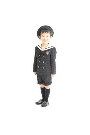 本八幡 市川市 七五三 5歳 前撮り 洋装