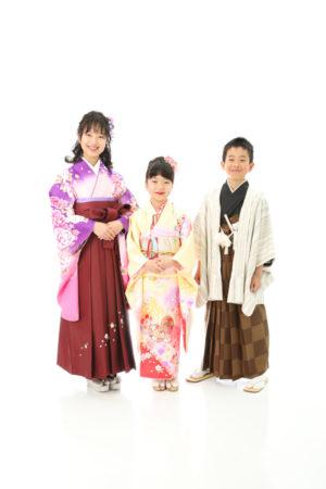 本八幡 市川市 七五三 七歳 家族写真 記念写真