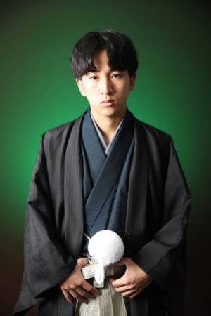 本八幡 市川市 男性袴 成人式 二十歳 前撮り