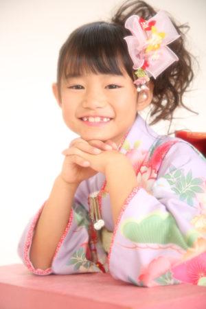 江戸川区 七五三 7歳 前撮り
