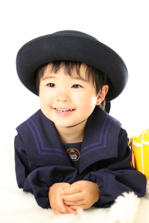本八幡 市川市 入園写真 記念写真 入学写真