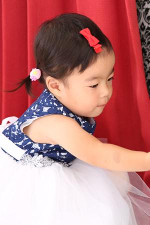 江戸川区 2歳バースデー 記念撮影 誕生日写真
