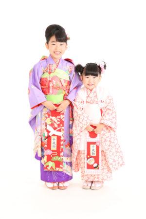 江戸川区・令和2年・七五三・3歳・7歳・前撮り・ご姉妹