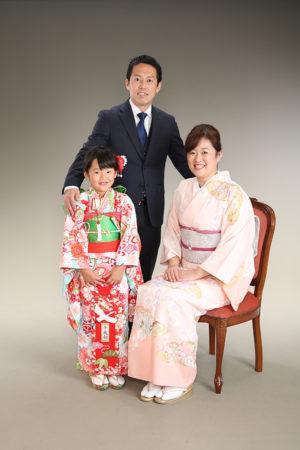 江戸川区・令和3年・七五三・7歳・前撮り・ご家族撮影