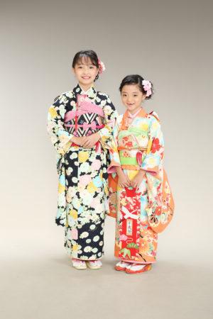 江戸川区・令和3年・七五三・7歳・前撮り・ご姉妹