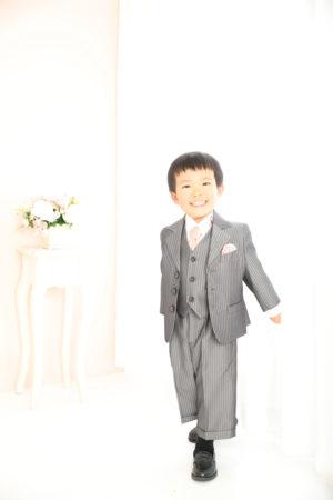 本八幡 市川市 七五三 3歳 男の子 前撮り タキシード