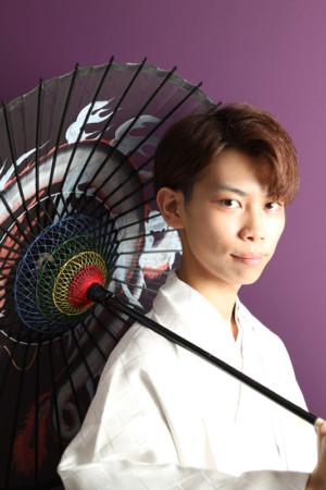 本八幡 市川市 成人式 男性袴 二十歳 前撮り 羽織袴