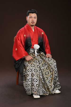 江戸川区 令和3年 成人式 男性袴