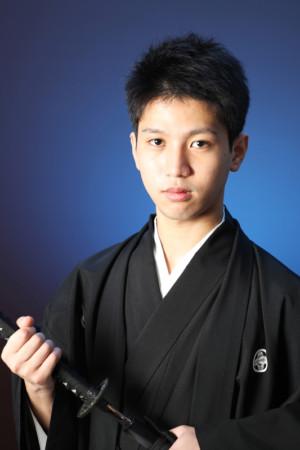 本八幡 市川市 男性袴 成人式 二十歳 羽織袴 前撮り