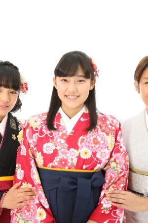 本八幡 市川市 卒業袴 小学生 卒業式 家族写真 前撮り