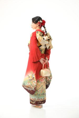 本八幡 市川市 成人式 振袖 前撮り 二十歳 ママ振