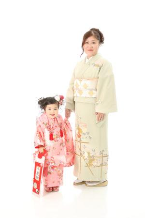 本八幡 市川市 七五三 3歳 三歳 前撮り 親子 家族写真 記念写真